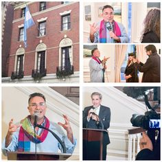Happiness Speech by Marcelo Bukin, director of KleverLife - presented by the Consul General of Argentina in New York, Marcelo Giusto. Filmmaking, Happiness, New York, Baseball Cards, News, Argentina, Cinema, New York City, Bonheur