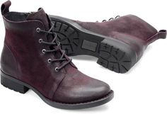 Born Troye in Prugna Distressed - Born Womens Boots on Bornshoes.com