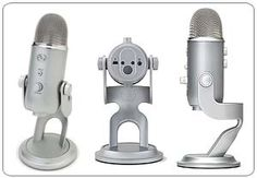 Blue Microphones Yeti USB Microphone - Silver Edition by Blue Microphones 1281 days in the top 100