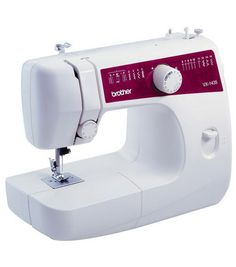 Shop Brother Mechanical VX1435 Sewing Machine White & Sewing Machines at Joann.com
