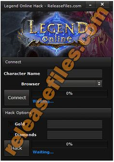 Legend Online Hack
