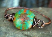 Melinda Orr Metal & Clay Jewelry Designs