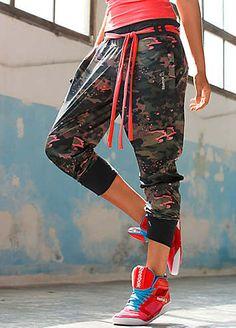 Reebok Dance Pants from Freemans.com