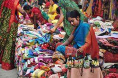 Janpath  Market, New Delhi