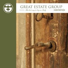 Great Estate Group Brochure 12 - 2014  Great Estate & Chesterton Group is an international real estate agency, specialising in selling farmhouses, luxury estates, luxury villas, agricultural businesses and wineries. As well as coastal properties, tourist businesses and hotels. We can also advise on prestigious investment opportunities. We are located in central Italy, with our Head O ce in Tuscany. As well as having o ces in Umbria, Sardinia, Lazio, the Marche, Liguria, the areas around…