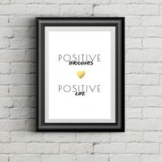 It's a freebie!Check out this free inspirational printable plus a free desktop wallpaper version of it plus 3 ways to stay positive.Oh WOW!