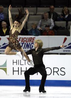 Meryl Davis and Charlie White 2011-2012 Short Dance