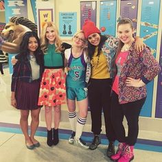 15 Pics That Prove the Cast of 'Liv and Maddie' Are Best Friends