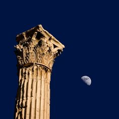   ♕    Temple of Zeus - Olympia, Greece    by © Stoncel