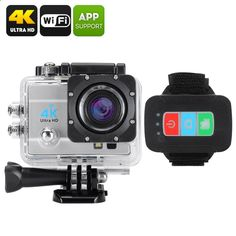 Record Amazing Footage With the Q3H 4K Sports Camera, one of the best waterproof HD camera