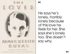 The Lover by Marguerite Duras | 46 Brilliant Short Novels You Can Read In A Day