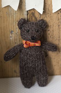 Bevan Bear by Telfer Designs