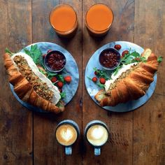 Use whatever leftovers you have for a post-Thanksgiving or Boxing Day croissant treat from Symmetry Breakfast – perfect to indulge on the morning after the night before.