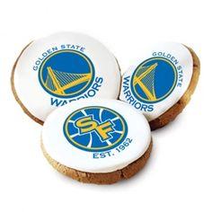 golden state warriors cookies