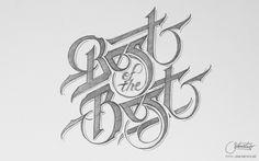 Hand Lettering IV on Behance - https://www.behance.net/gallery/Hand-Lettering-IV/14935783