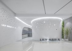 Lily Nails Salon by Arch Studio, Beijing – China » Retail Design Blog