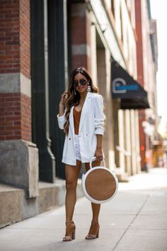 Summer Pieces To Transition From Work To The Weekend