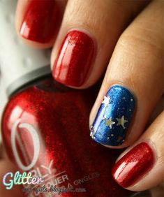 15-Fourth-Of-July-Acrylic-Nail-Art-Designs-Ideas-Trends-Stickers-2015-4th-Of-July-Nails-15