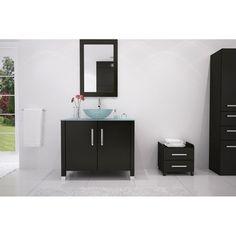 JWH Living Gemini Single Bathroom Vanity - JWH-3117