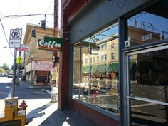 Stumptown Coffee - Portland,  Oregon