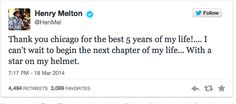 Henry Melton Tweets he's joining the Cowboys.  What's next for Dallas?  Find out in Mickey & Miller's Cowboys Hour, a Google+ Hangout live from the Cowboys TV studios at Valley Ranch.  Our interactive broadcast begins at 11am CDT on Thursday March 20th, 2014.  Ask questions, participate, join us!