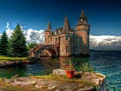 Boldt Castle, Alexandria Bay New York