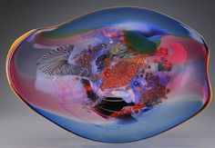 Wes Hunting art glass