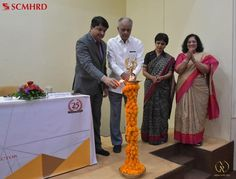 SCMHRD Addressed, Reviving Private Sector Participation in the Infrastructure Sector at InfraBlaze