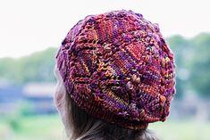 Diamondberry hat