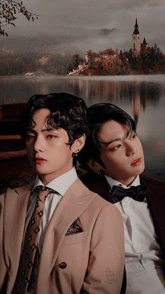 Bts Jungkook, V Taehyung, Taekook, Foto Bts, Bts Wallpapers, Vkook Memes, Vkook Fanart, Somebody To Love, Bts Lockscreen