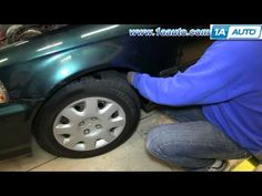 How To Install Replace Broken Hood Release Cable and Handle 1996-00 Honda Civic - YouTube