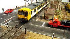Automotor diesel 592 CP. Escala H0.  Automotor diesel arrendado a los ferrocarriles portugueses (CP).