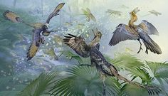 Prehistoric Birds — Theropod Dinosaurs and the Origin of Birds is a...