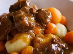 Slow Cooker Beef Stew Recipe | Just A Pinch Recipes