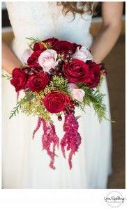 Stunning bridal bouq