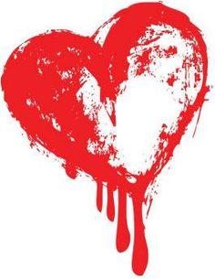 24 Best Corler Bleeding Heart Tattoo Designs Drawing ...