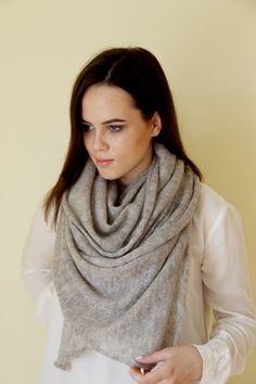 Soft, fluffy scarf www.etsy.com/... www.facebook.com/...