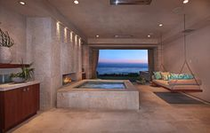 Strand Beach - contemporary - Patio - Orange County - Jeri Koegel Photography