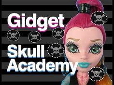 Monster High Doll Show | Skull Academy | Gidget