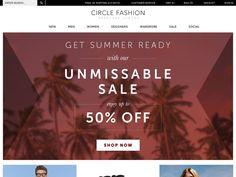 #Circle Fashion - 20% off New Season items.
