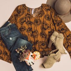Loving this head-to-toe look for all the fall days to come.