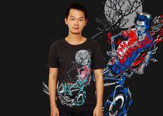 Suster Ngesot  #gantibaju.com #tee #susterngesot #design #indonesian