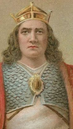 Edmund Ironside succeeded his father Ethelred the Unready as king of England on this day 23rd April, 1016