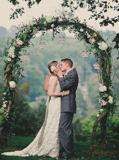 "Beautiful wedding backdrops for your ""I Do"" moment-Wedding Backdrop"