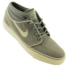 Nike Stefan Janoski Mid Shoes in stock at SPoT Skate Shop, $85