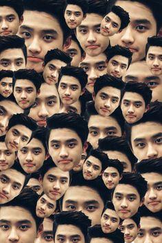 Wallpaper Kpop | Warui Yume Tao Exo, Exo Chanyeol, Kyungsoo, Like Emoji, Exo Lockscreen, Chansoo, Exo Ot12, Do Kyung Soo, Exo Memes