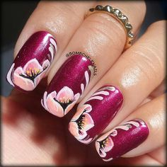 Instagram media bombchelenails #nail #nails #nailart