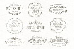 The Handsketched Designers Kit by Nicky Laatz on @creativemarket