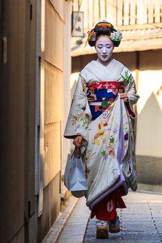 maiko mamefuji | japanese culture #kimono