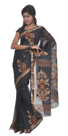 Floral Craft, Handloom Cotton